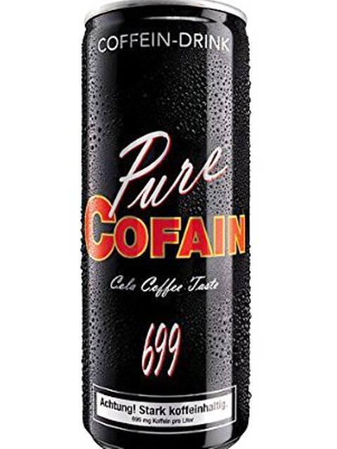 Cofain 699 der Coffein Drink