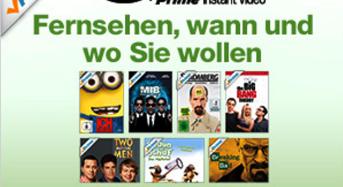 Unbegrenztes Streaming von Filmen und TV-Serien – Amazon Instant Video