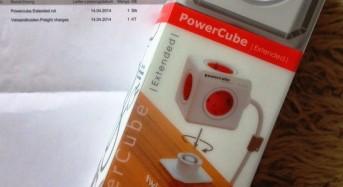 Powercube Extended der Steckdosenwürfel