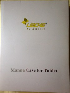 Manna Case for Tablet