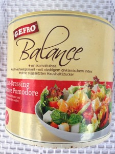 GEFRO Balance - Salat-Dressing Amore Pomodore
