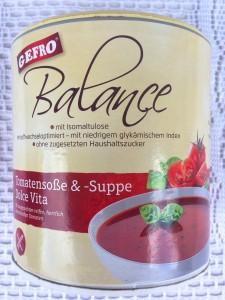 GEFRO Balance Tomatensoße & Suppe Dolce Vita