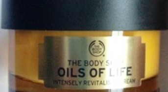 Oils of Life – The Body Shop