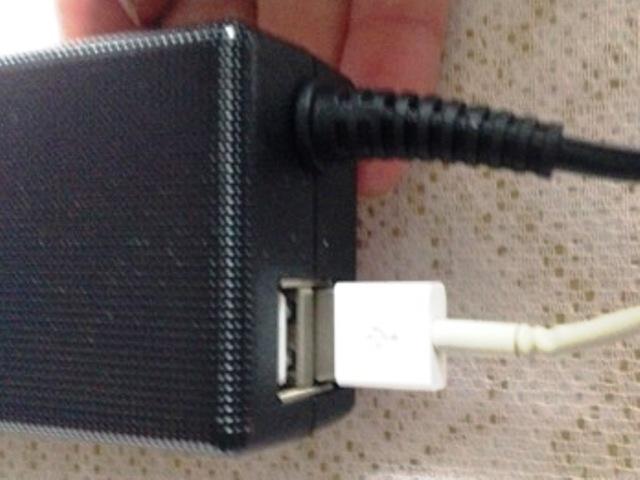 2 USB Anschlüsse