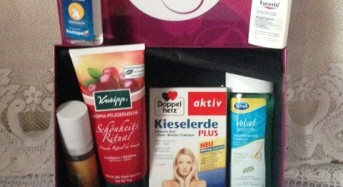 Medikamente per Klick – BEAUTY Box November 2015