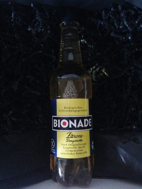 Bionade-Zitrone-Bergamotte Limonade: von BIONADE