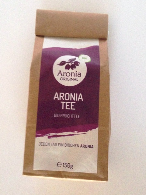 Die Aroniabeere, Aronia Tee von Aronia Original
