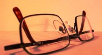 Die Bildschirmarbeitsplatzbrille