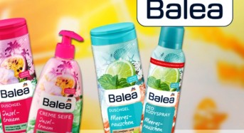 Balea Limited Edition – Sommer
