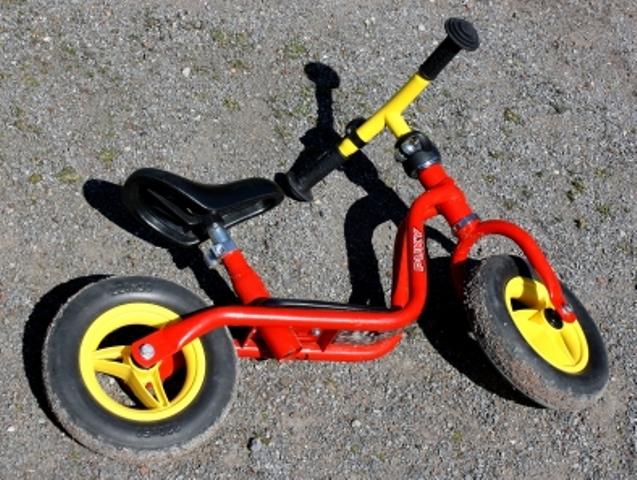 Laufräder für Kinder, Quelle: Rike_pixelio.de