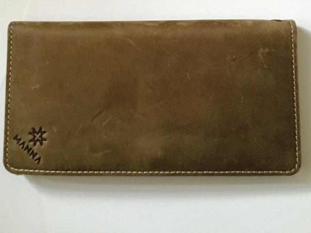 """Brieftasche MANNA SmartWallet """"Francis"""" von LEICKE"""