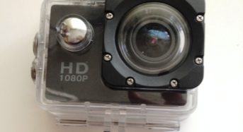 Wasserdichte Action Camera