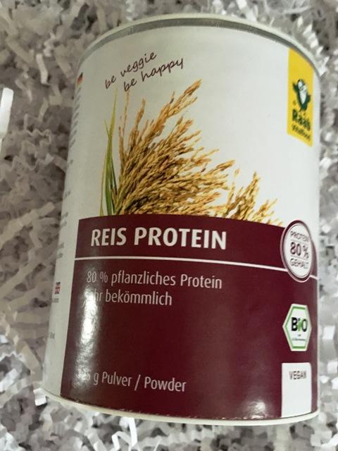 Raab Vitalfood Reis Protein: