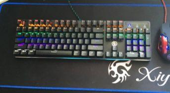 Gaming Tastatur mechanisch