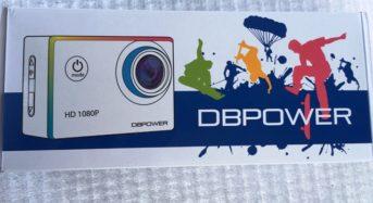 Action Kamera HD 1080P von DBPOWER