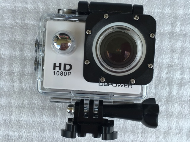 Action Kamera HD 1080P von DBPOWER®