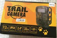 Wildkamera CCbetter 2,4 Zoll 12 Megapixel