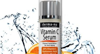 Vitamin C Serum von Derma-nu Skin Remedies