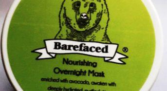Nacht-Avocado-Maske von BeBarefaced
