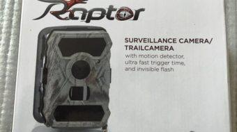 Überwachungskamera SecaCam RAPTOR Full HD