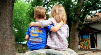 Kinder auf die große, weite Welt vorbereiten