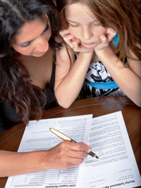 Kindeserziehung eine Herausforderung...., Copyright eltern-onlinetraining.de