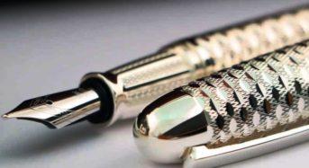 Hochwertige Füllfederhalter und Kugelschreiber