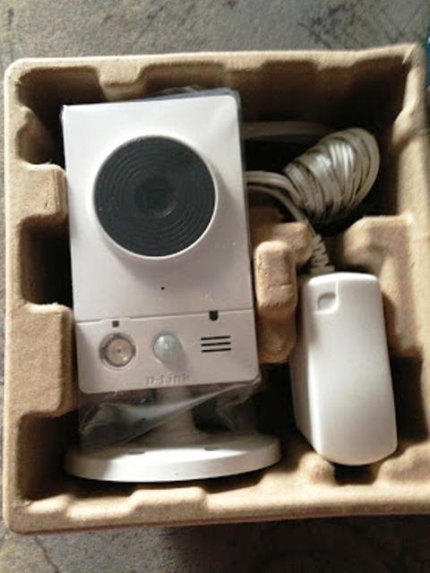 SmartHome Kamera, von Mobilcom Debitel
