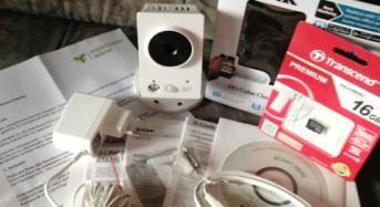 SmartHome Kamera M DCS 2132L