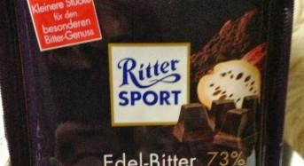Edel-Bitter Schokolade