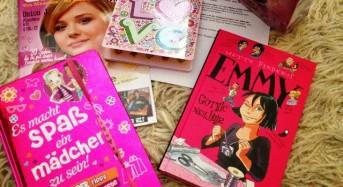 Anzeige – GIRL:IT und PENNY-GIRL sorgen für Lesespaß