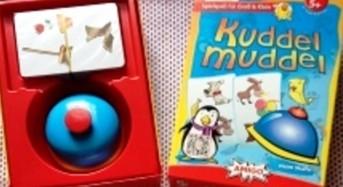 """Spielfreude mit """"Kuddelmuddel""""  von kleine Amigos"""
