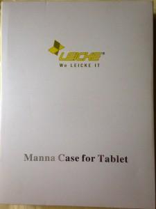 Manna Case for Tablet