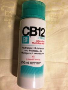 CB12 mild Mundspüllösung