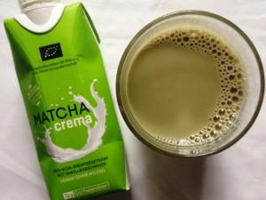 Matcha Crema von TeeGschwendner im Tetra Pack