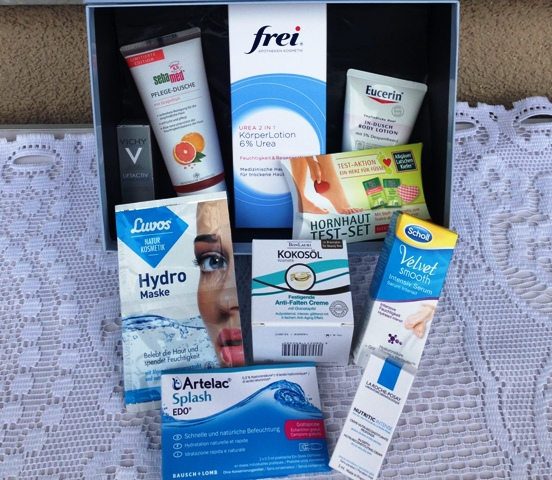 Die Beauty Box -  Medikamente per Klick
