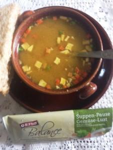 GEFRO Balance - Suppen-Pause Gemüselust