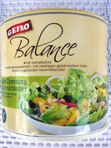 GEFRO Balance - Salat-Dressing Gartenkräuter