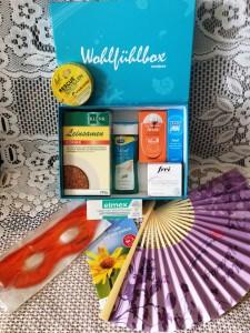 Wohlfühlbox - Sommer Edition 2015