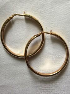 Ohrringe aus 585 er Gold
