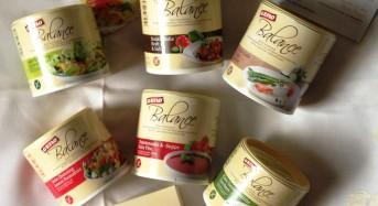 GEFRO Balance die neue Lebensmittel Linie