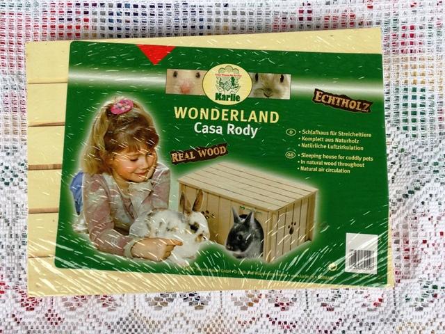 Kleintierhaus von Karlie Wonderland