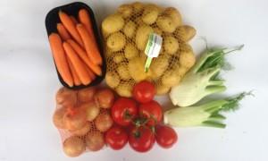 Gemüse von REWE