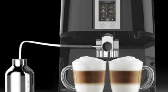 KRUPS 2 in1 Touch Kaffeevollautomat EA8808