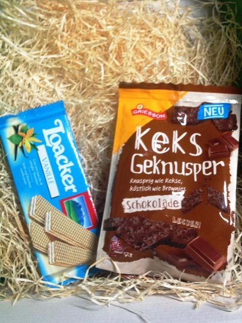 Loacker Classic & Griesson Keks Geknusper