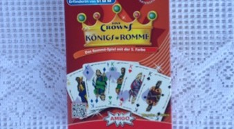 Spielfreude mit AMIGO Königs-Rommè