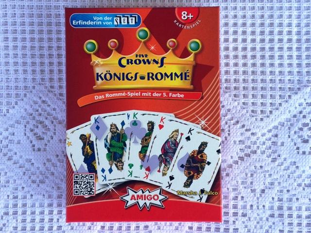 Königs-Rommè von AMIGO