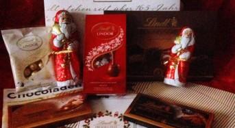 Lindt Chocoladen-Box: Nicht nur für Gourmets