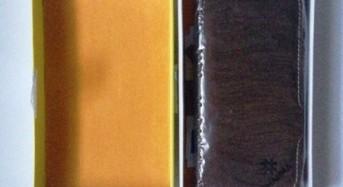 MANNA UltraSlim Hülle für HTC One M9