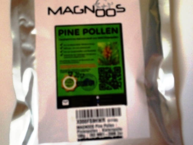 Pinne Pollen – Pinienpollen